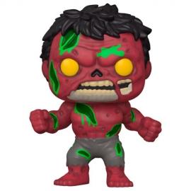 POP! Bobble-Head Marvel: Zombies - Red Hulk 790