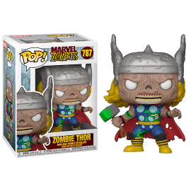 POP! Bobble-Head Marvel: Zombies - Thor 787