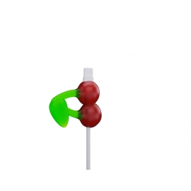 Mojipower - Cable Protector (cherries)