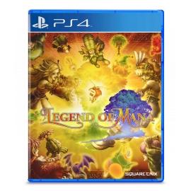 Legend of Mana Remaster PS4