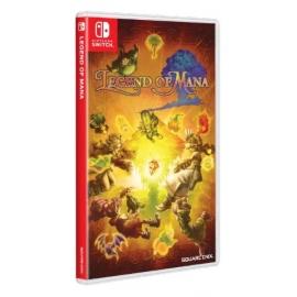 Legend of Mana Remaster Switch