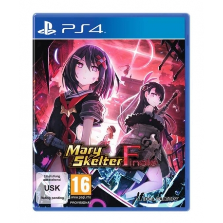 Mary Skelter Finale - Day One Edition PS4