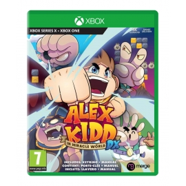 Alex Kidd in Miracle World DX Xbox One / Series X