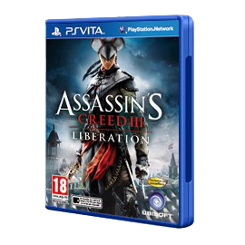 Assassin's Creed 3 Liberation (Seminovo) PS Vita