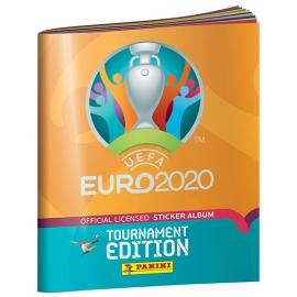 Caderneta de cromos Panini UEFA EURO 2020 Tournament Edition