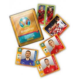 Saqueta de cromos Panini Futebol UEFA Euro 2020
