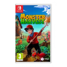 Monster Harvest Switch