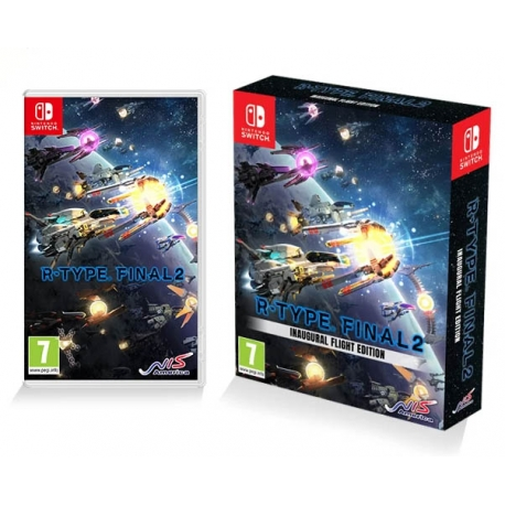 R-Type Final 2 - Inaugural Flight Edition Switch