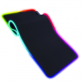 Tilted Nation - TNfire RGB Extended Gaming Mouse Pad