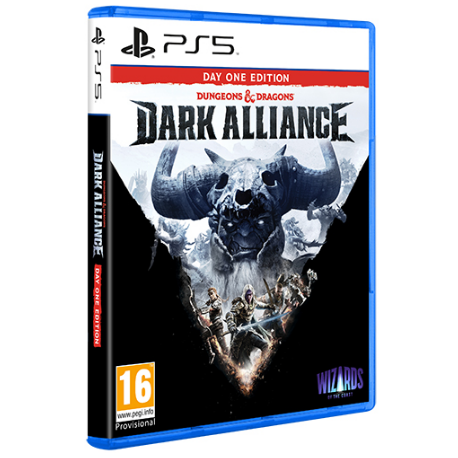 Dungeons & Dragons Dark Alliance - Day One Edition PS5