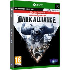 Dungeons & Dragons Dark Alliance - Day One Edition Xbox Ones / Series X