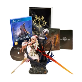 Tales of Arise - Collector's Edition PS4 - Oferta DLC