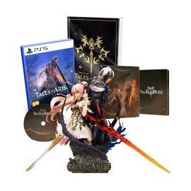 Tales of Arise - Collector's Edition PS5 - Oferta DLC