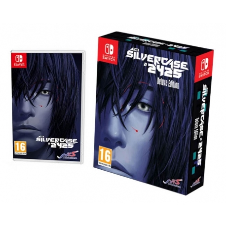 The Silver Case 2425 - Deluxe Edition Switch
