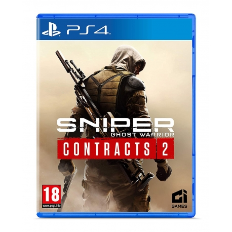 Sniper Ghost Warrior: Contracts 2 PS4