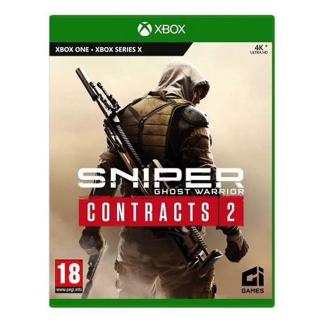 Sniper Ghost Warrior: Contracts 2 Xbox One / Series X