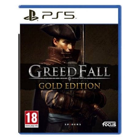 Greedfall - Gold Edition PS5