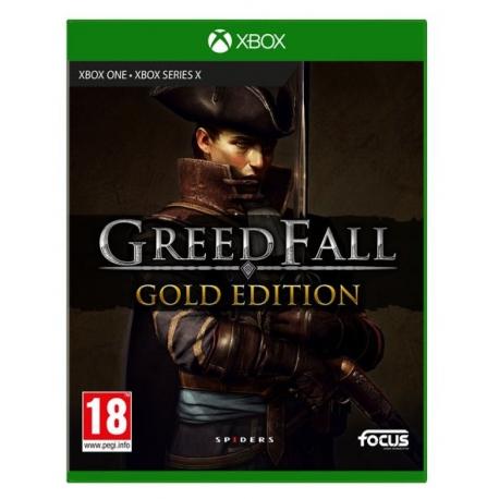 Greedfall - Gold Edition Xbox One / Series X