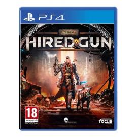 Necromunda Hired Gun PS4