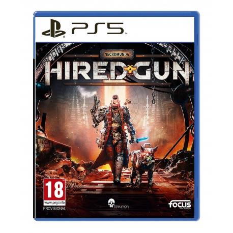 Necromunda Hired Gun PS5