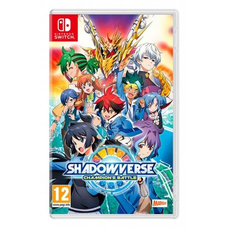 Shadowverse: Champion's Battle Switch