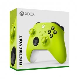 Comando Microsoft Sem Fios Xbox Series X|S – Eletric Volt