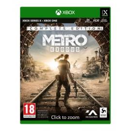 Metro: Exodus - Complete Edition Xbox One / Series X