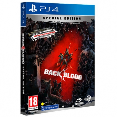 Back 4 Blood - Special Edition PS4