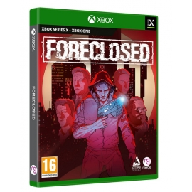 Foreclosed Xbox One / Series X