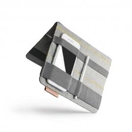 beblau - Fold 2-in-1 Desktop Organizer (steel grey)