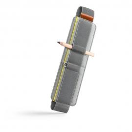 beblau - Slim Organizer (steel grey)