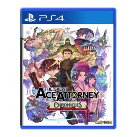 The Great Ace Attorney Chronicles PS4