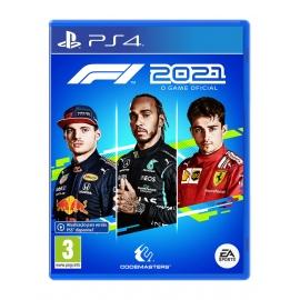 F1 2021 PS4 / PS5