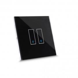 iotty - Interruptor Smart Switch 2x (black)