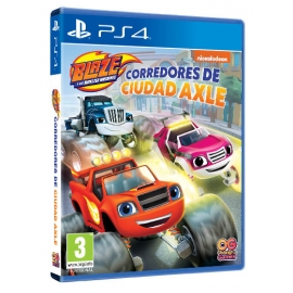 Blaze and The Monster Machines PS4