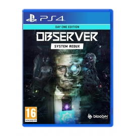 Observer: System Redux PS4