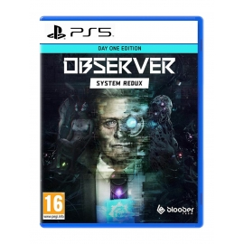 Observer: System Redux - Day One Edition PS5