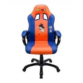 Cadeira Subsonic Junior Gaming - Dragon Ball - Laranja