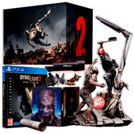 Dying Light 2: Stay Human - Collector's Edition PS4 / PS5