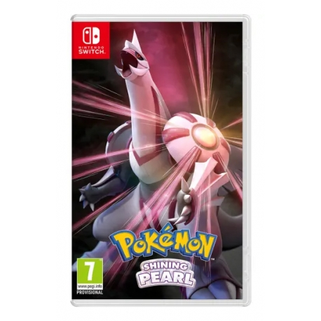 Pokémon Shining Pearl Switch