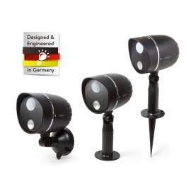 Technaxx - LED Outdoor Lamp TX-107 (black)