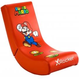 Cadeira X-Rocker: Super Mario All-Star Collection - Mario