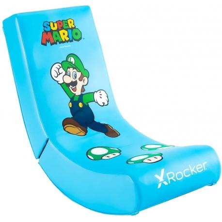 Cadeira X-Rocker: Super Mario All-Star Collection - Luigi