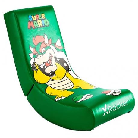 Cadeira X-Rocker: Super Mario All-Star Collection - Bowser