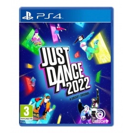 Just Dance 2022 PS4