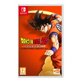 Dragon Ball Z: Kakarot + A New Power Awakens Set Switch
