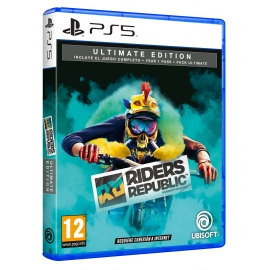Riders Republic - Ultimate Edition PS5 - Oferta DLC