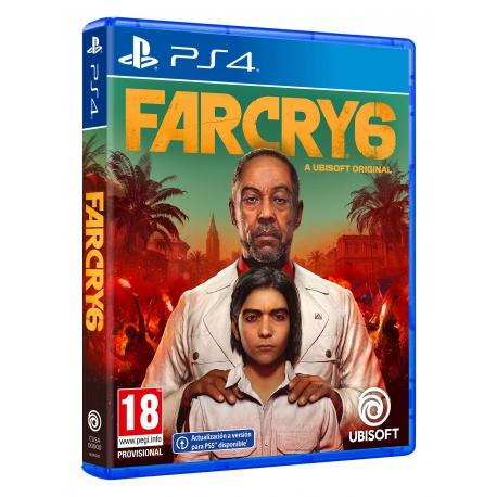 Far Cry 6 - Standard Edition PS4