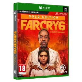 Far Cry 6 - Gold Edition Xbox One / Series X