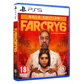 Far Cry 6 - Gold Edition PS5 - Oferta DLC
